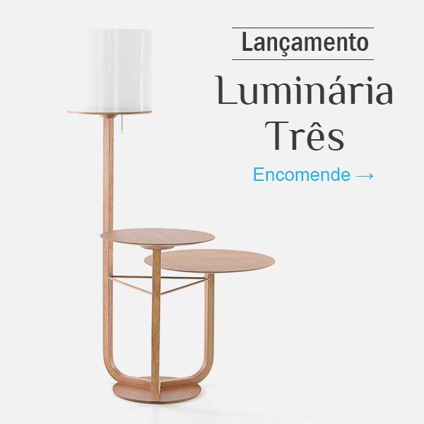 Luminária Três