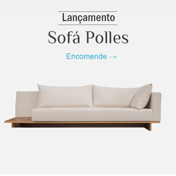 Sofá Polles