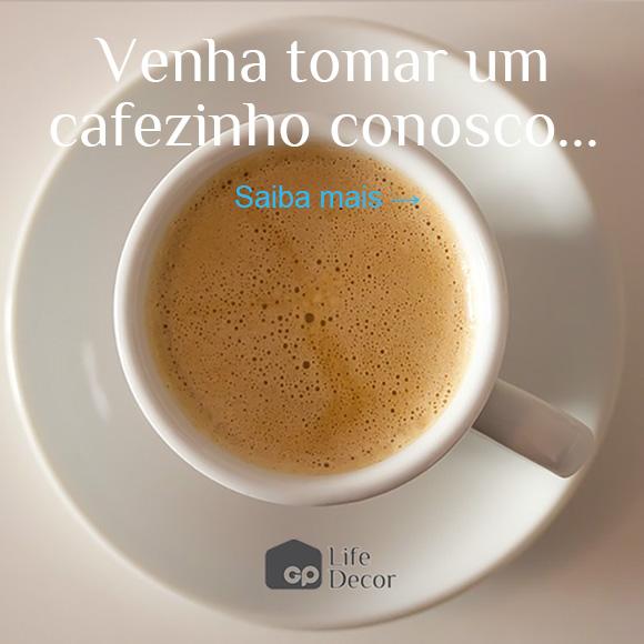 Venha tomar um cafezinho conosco