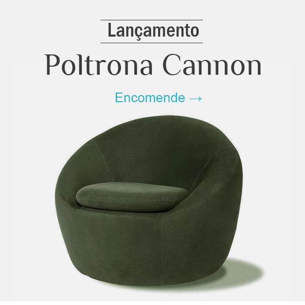 Poltrona Cannon