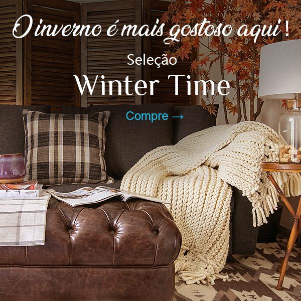 Seleção de Objetos Winter Time