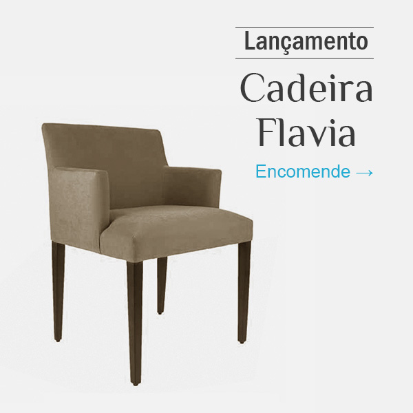 Cadeira Flávia