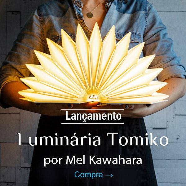 Luminária Tomiko