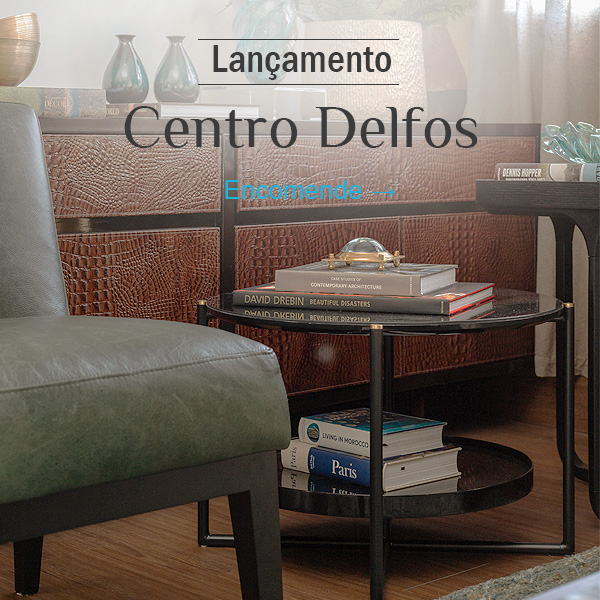 Mesa de Centro Delfos
