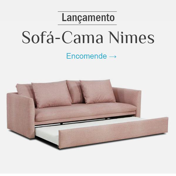 Sofá-Cama Nimes