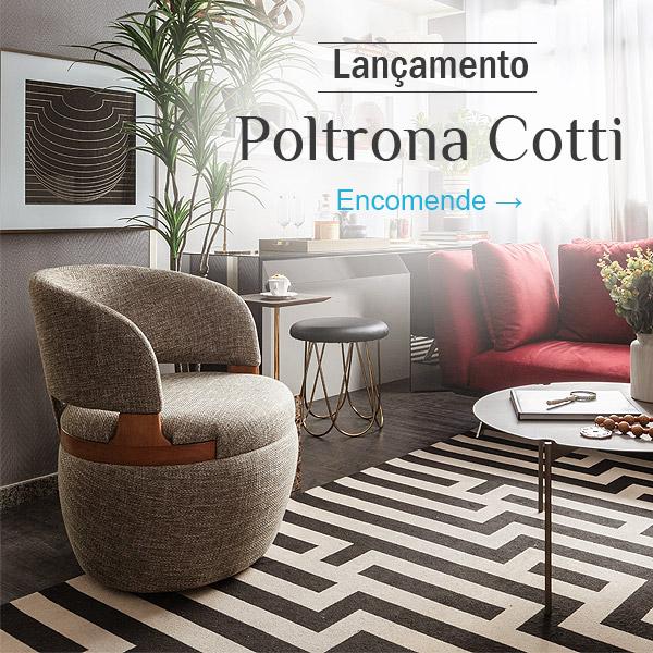 Poltrona Cotti