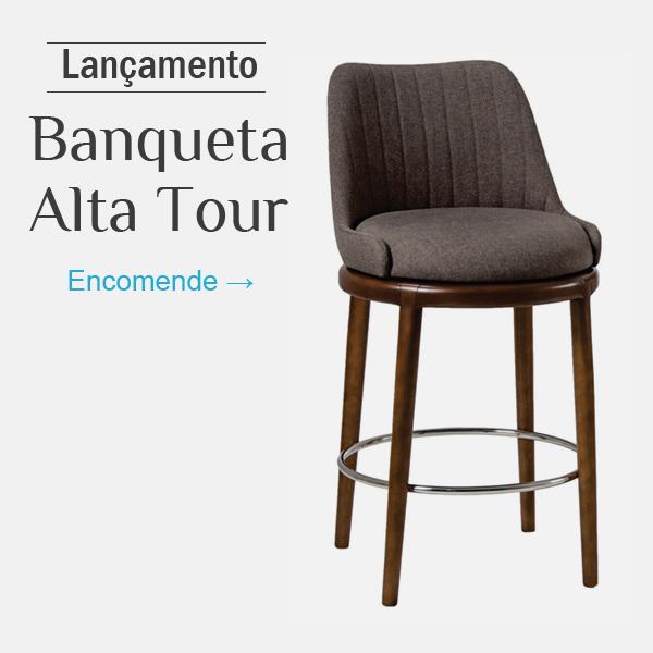 Banqueta Tour Alta