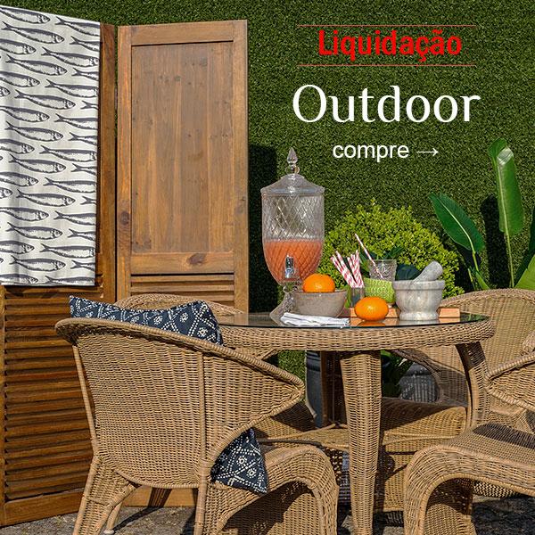 Outdoor em Liquidação