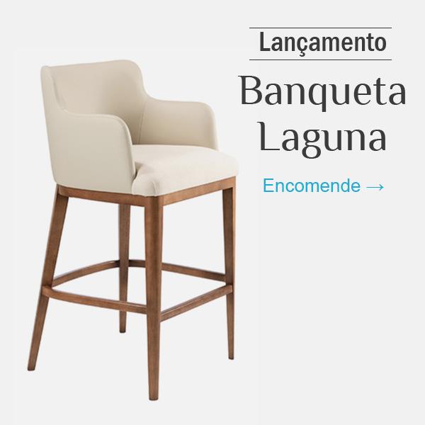 Banqueta Laguna