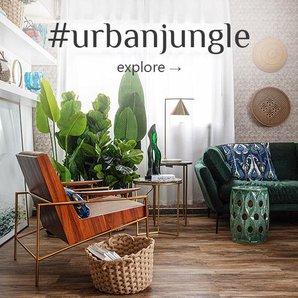 #urbanjungle