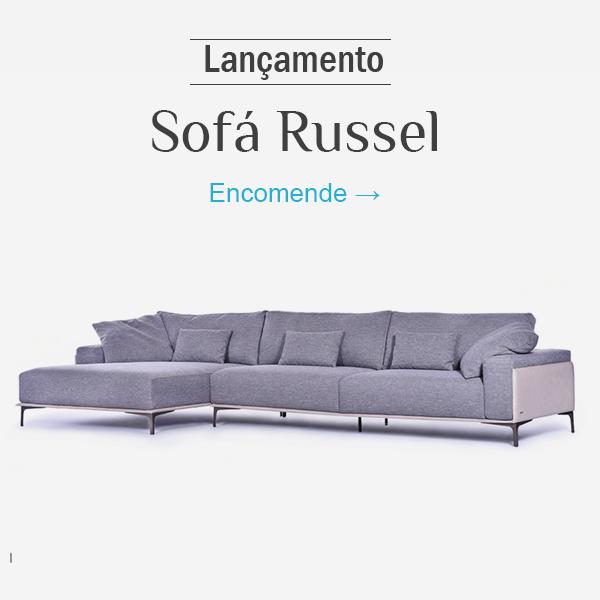 Sofá Russel