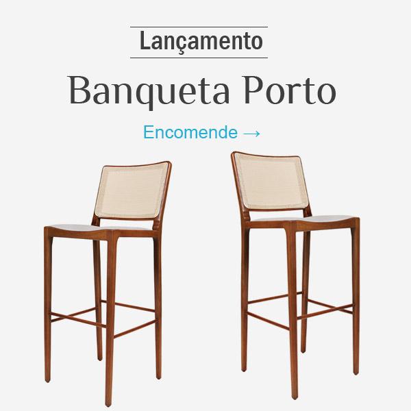Banqueta Porto