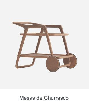 Mesas de Churrasco