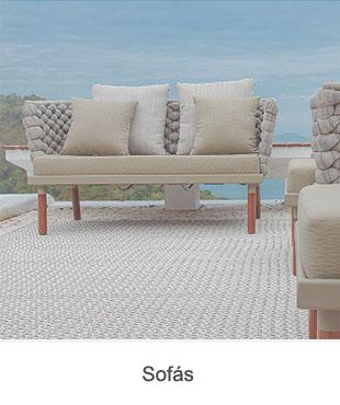Sofas Area externa