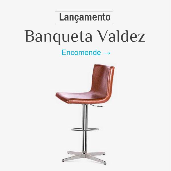 Banqueta Valdez