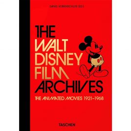 The Walt Disney Archives Moveis 1921-1968