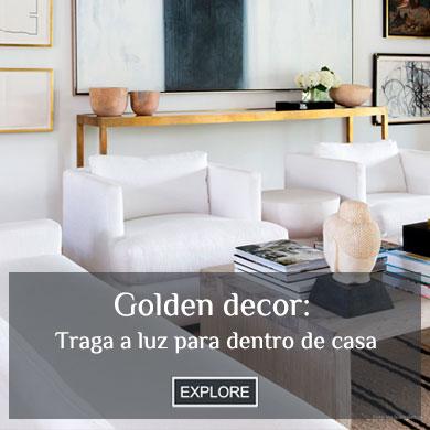 Golden Decor