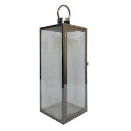 Lanterna Vidro e Metal G